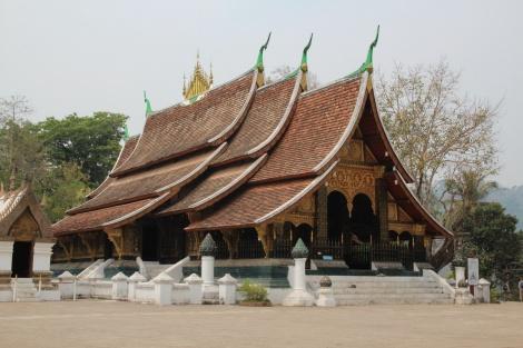 A Wat (aka temple)